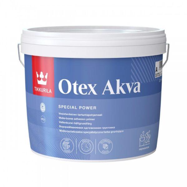 grund primer metal Otex Akva tikkurila